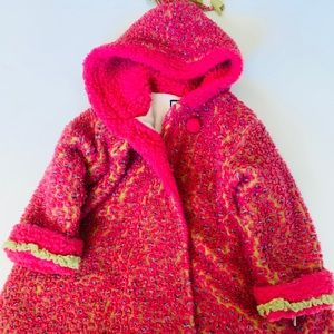 Corky and Company Girls Swing Coat
